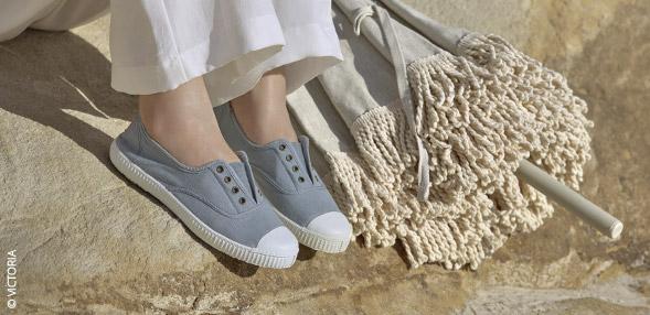 Zapatillas bota baja